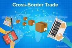 Top 5 Countries for Cross-Border Commerce - Trulioo: Global Identity Verification Big Country, Countries, Identity, Money, Top, Silver, Personal Identity, Crop Shirt, Shirts