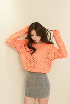 Color Sweet Knit