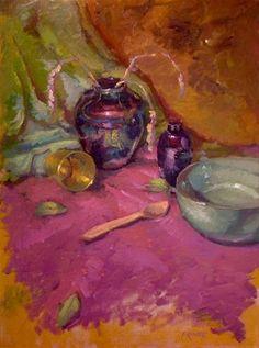 """Iridescent"" - Original Fine Art for Sale - © Dave Froude"
