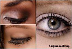 Cugine make up !: Eyeliner mania: ad ogni occhio la sua riga! Tutti i consigli per realizzare la riga di eyeliner più adatta al vostro tipo di occhio!