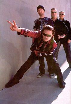 U2- Vertigo