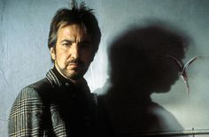 "Alan Rickman as Ed in ""January Man"""