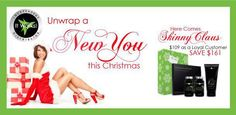 Skinny Clause! Save up to 60%. Ask me how!  Contact me at info@greengoddesswraps.com or check out www.greengoddesswraps.com for more information