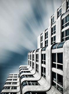 Emil Fahrenkamp - Shell Haus - Berlin, Germany