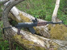 Modded SKS, Don't throw a rock at me !! *Video added*