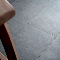 Vintage Welsh Slate Beautifully designed LVT flooring from the Amtico Signature Collection Amtico for your