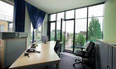 Moderne Büroräume im Medienpark Kampnagel #Büro, #Bürogemeinschaft, #Office, #Coworking, #Hamburg
