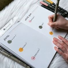 credit card tracker bullet journal Planner Daily I -