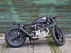 Kingston Custom Motorcycles: Kingston 4 / Honda CX 500