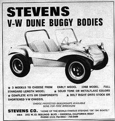 Stevens Buggy Ad Chris Hooligan Dune