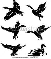 Image result for canadian duck silhouettes