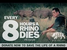 IAPF Urgent Appeal - Last week 5 truckloads of armed poachers stormed some of IAPF rangers' homes, violently assaulting and critically injuring men standing between some of the Earth's few remaining rhino and their extinction. Their rangers and their mission desperately need your help. Click the link to visit their campaign page and give your support!  Please Share Widely!  Thank you!
