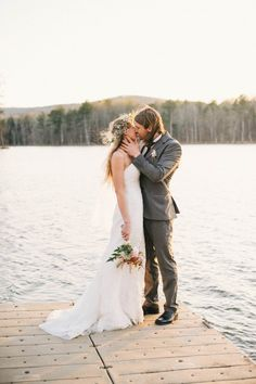 15 Ideas For Your Lakeside Wedding