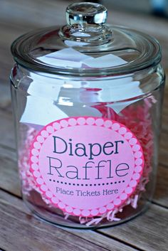 Cute and Free Diaper Raffle Tickets Printable - for Boys and Girls! Diaper raffle idea for a baby shower! Such a cute baby shower game!Diaper raffle idea for a baby shower! Such a cute baby shower game! Cute Baby Shower Games, Otoño Baby Shower, Diaper Shower, Fiesta Baby Shower, Baby Shower Prizes, Baby Shower Gender Reveal, Baby Shower Gifts For Guests, Baby Shower Game Gifts, Food For Baby Shower