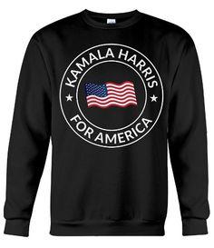 Grab Now Kamala Harris 2020 T-Shirts and support Kamala Harris, Graphic Sweatshirt, T Shirts For Women, Democratic Party, Lady, Sweatshirts, United States, California, American
