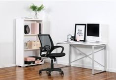 Find an affordable chair for your home office with Amart Furniture. Home Office, Office Desk, Office Chairs, Interior Styling, Interior Design, Office Inspo, Office Furniture, Modern Design, Bedroom