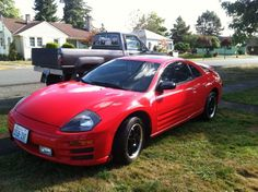 00 Mitsubishi Eclipse - $2900