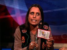 Winona LaDuke tells Stephen what more Native Americans could possibly want.