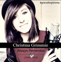 rip, christina grimmie, and grimmie Bild