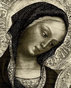 Inspirations of Beautiful Things Dedicated to Images and Words that Intrigue me Divine Mother, Blessed Mother Mary, Blessed Virgin Mary, Religious Pictures, Religious Icons, Religious Art, Lady Madonna, Madonna And Child, Religion Catolica