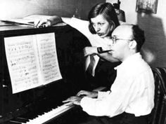 Kurt Weill : Speak Low K.Weill, voice and piano