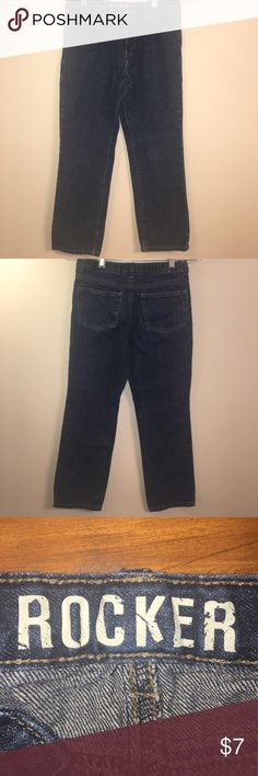 Kid's Crazy 8 Jeans Size 10 Husky in Rocker style crazy 8 Bottoms Jeans