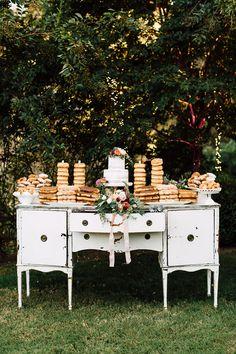 Ideas For Wedding Garden Bar Dessert Tables Eclectic Wedding, Chic Wedding, Wedding Table, Summer Wedding, Wedding Ideas, Wedding App, Quirky Wedding, Trendy Wedding, Wedding Decor