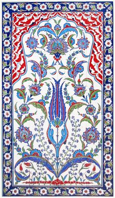 Buy now uniquely beautiful hand painted glazed semi-natural Turkish ceramic wall tiles for bathroom or kitchen. Intricate designs, endless possibilities. Reliable. Quickly and safely shipped to your home.