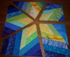 star block - for when I'm ready to undertake quilting.