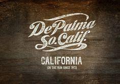 DePalma Clothing V2 on the Behance Network