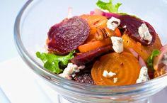 Beet Salad with Citrus Vinaigrette