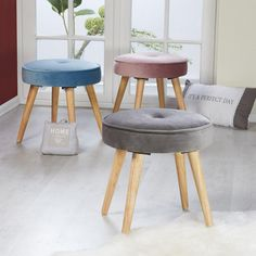 Which colour would fit your interior the most? Bedroom Stools, Bedroom Decor, Your Favorite, Favorite Color, Wood Furniture, Key West, Bar Stools, Decoration, Living Room