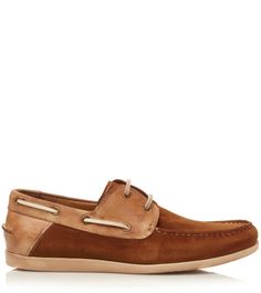Steve Madden  Boat Shoes in Brown, Men (Tan)