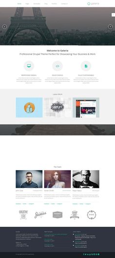 Galeria - Responsive #Drupal Theme for Creative Business Sites http://www.themesandmods.com/premium-drupal-themes/galeria-2/
