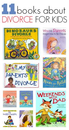 Books About Divorce  - repinned by @PediaStaff – Please Visit  ht.ly/63sNt for all our pediatric therapy pins