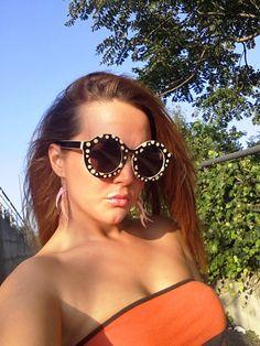 NonSoloModa By La Tea: Super summer with Polette sunglasses...enjoy!