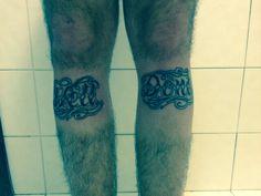 Well Done tattoo