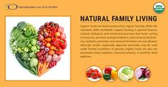 Natural Family Living- A Great Start to A #healthier Future! #healthyliving #healthyeating