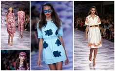 Fun in the sun for House of Holland S/S 2014 at London Fashion Week | Fash Mob