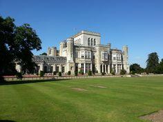 Ashbridge Castle - místo vzdělání Alžběty a Eduarda