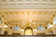 Inside the newly renovated Providence Public Library