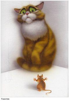 Tough little mouse... so cute...
