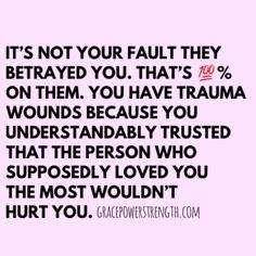 Trauma / betrayal wounds happen after a narcissists lies, infidelity and gaslighting. New Quotes, Life Quotes, Inspirational Quotes, Toxic Relationships, Relationship Quotes, Emotional Cheating Quotes, Trauma Quotes, Love You The Most, Narcissistic Behavior