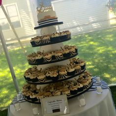 Quaint Cape Cod Wedding: Wellfleet, MA:  Chocolate Chip Cookie Dough CC, Peanutbutter Blast and Turtle Cheesecake