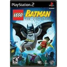 LEGO BATMAN (PS2)