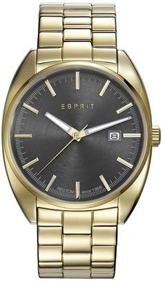 Esprit For Men analog Dress Watch Timex Watches, Amazing Watches, Gold Watch, Omega Watch, Egypt, Latest Fashion, Watches For Men, Trust, Beautiful