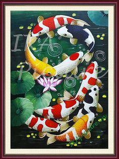 Hình tượng cá Chép trong phong thủy thể hiện tính bền bỉ, kiên trì biểu tượng linh thiêng hiện thân của Rồng