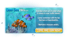 I love Deep Sea Hits! Tons prizes!