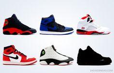 eaede4fab54f Air Jordan Retro Releases - Spring 2013 - SneakerNews.com