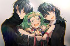 Fire Emblem Three Houses Sothis and Byleth Fire Emblem Awakening, Metroid, Comic Character, Character Design, Otaku, Fire Emblem Games, Fire Emblem Characters, Blue Lion, Fanarts Anime